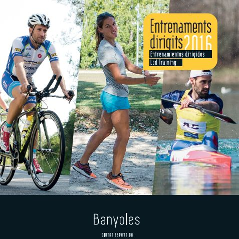 Led trainings 2016 in Banyoles