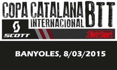 The International MTB Catalan Cup returns to Banyoles